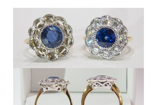 Antique Jewellery Remodelling