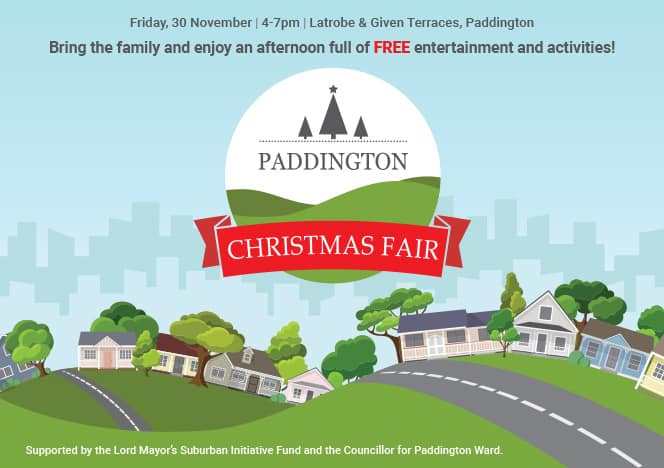 Paddington Christmas Fair