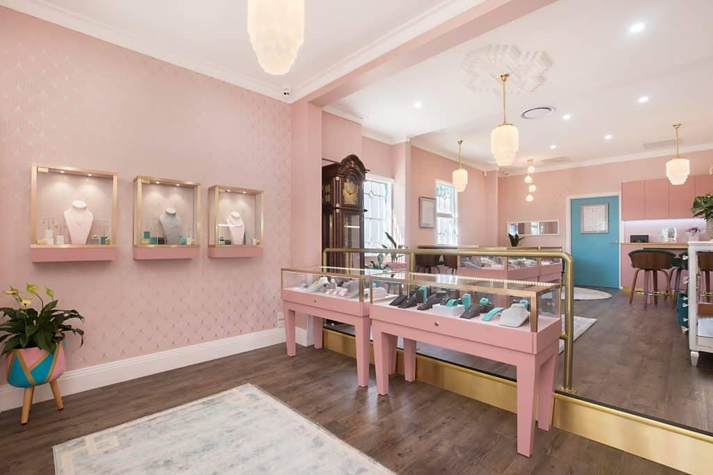 Artisans Bespoke Jewellers 98 Latrobe Terrace Inside